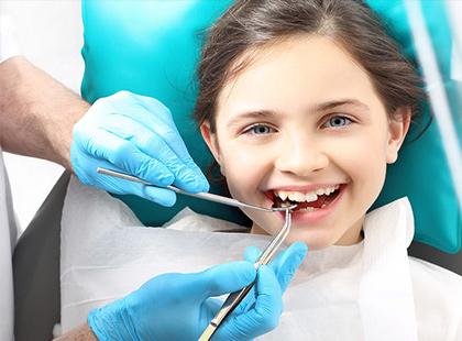 طب أسنان الأطفال والطب الوقائي